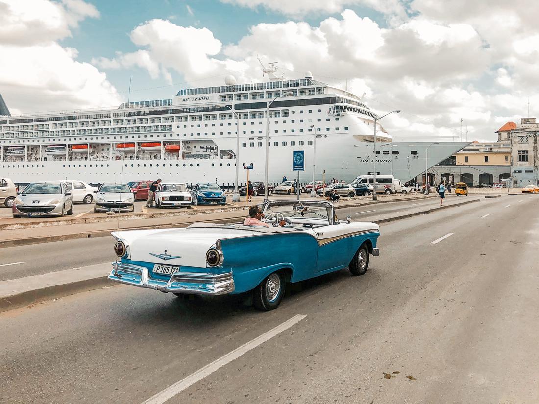 Cuba car_
