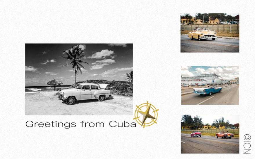 Greeting from Havana