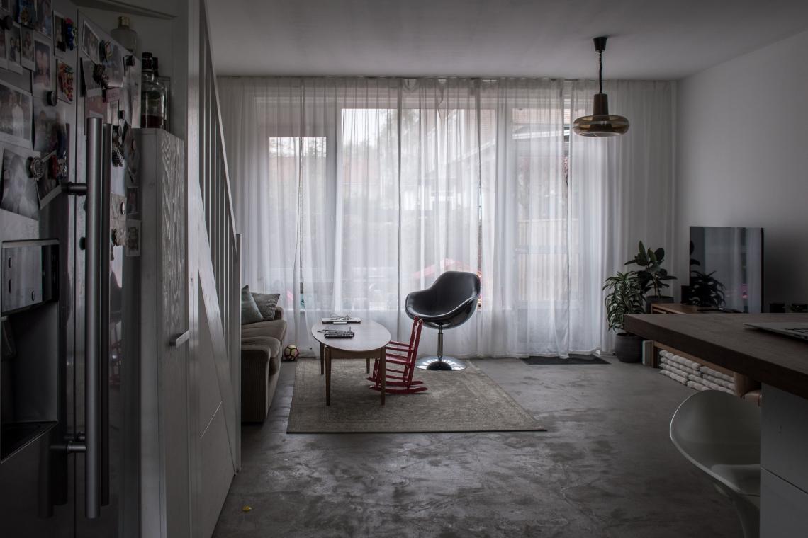 HDR photo merge - Livingroom