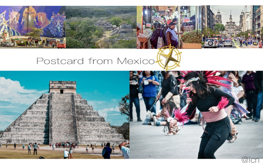 Postcard from Mexico
