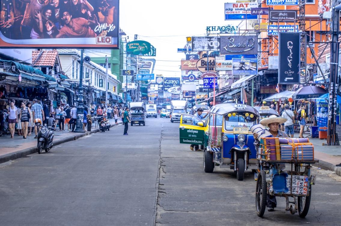 Bkk Street- Nikon 5100 Photography