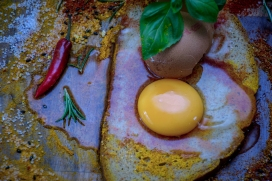 ICNPHOTOGRAPHY - Egg bread